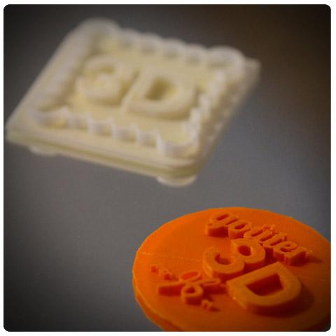 ustensiles imprimés en 3D