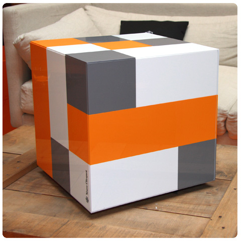 prototype de la boite
