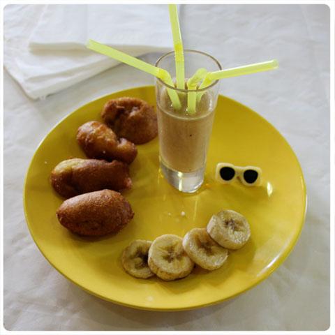 trilogie de banane