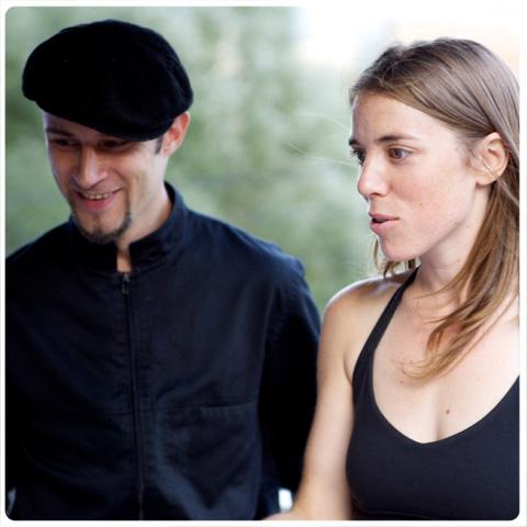Michaël Breuil et Héloïse Benoit